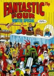 Fantastic Four Winter Special  #1983