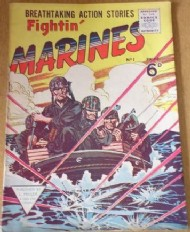 Fightin' Marines 1956 #1