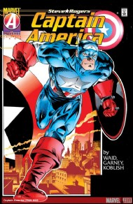 Captain America (1st Series) 1968 - 1996 #445