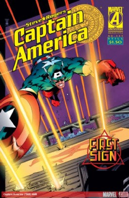 Captain America (1st Series) #449