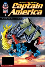 Captain America (1st Series) 1968 - 1996 #452