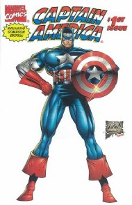 Captain America (2nd Series) 1996 - 1997 #1