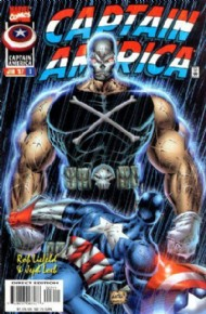 Captain America (2nd Series) 1996 - 1997 #3