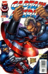 Captain America (2nd Series) 1996 - 1997 #4