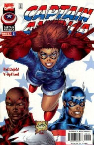 Captain America (2nd Series) 1996 - 1997 #5