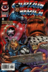Captain America (2nd Series) 1996 - 1997 #6