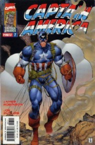 Captain America (2nd Series) 1996 - 1997 #7