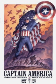 Captain America (4th Series) 2002 - 2004 #1