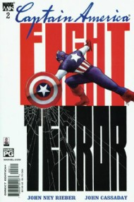 Captain America (4th Series) 2002 - 2004 #2