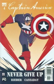 Captain America (4th Series) 2002 - 2004 #4