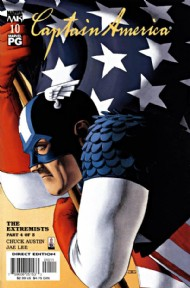 Captain America (4th Series) 2002 - 2004 #10