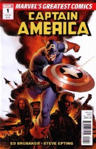 Captain America (5th Series) 2005 - 2011 #1