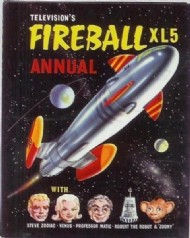 Fireball Xl5 Annual  #1964