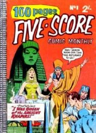 Five-Score Comic Monthly 1958 - 1965 #1