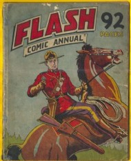 Flash Comic Annual  #1950