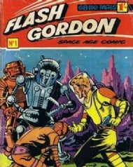 Flash Gordon (2nd Series) 1959 #1