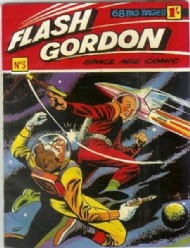 Flash Gordon (2nd Series) 1959 #3