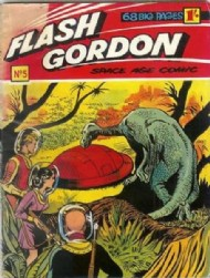 Flash Gordon (2nd Series) 1959 #5