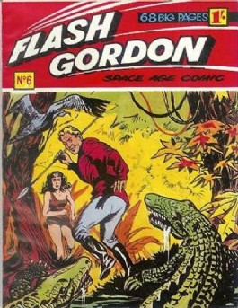 Flash Gordon (2nd Series) #6