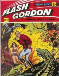 Flash Gordon (2nd Series) 1959 #6