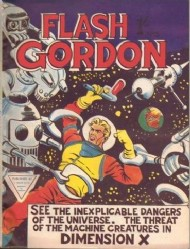 Flash Gordon (3rd Series) 1962 #5