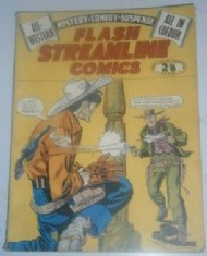 Flash Streamline Comics  #1950