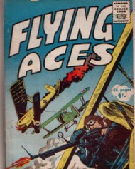 Flying Aces 1956 #1