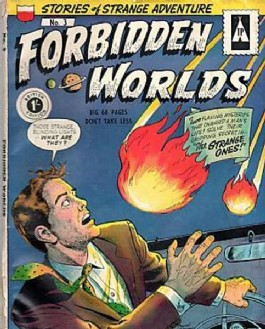 Forbidden Worlds #3