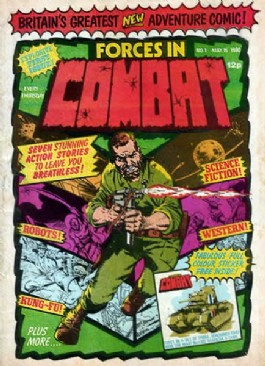 Forces in Combat #1
