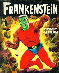 Frankenstein Comic Album  #1967