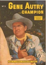 Gene Autry and Champion 1956 - 1958 #2