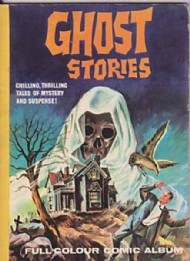 Ghost Stories Comic Album 1965 #1
