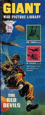 Giant War Picture Library 1964 - 1965 #1