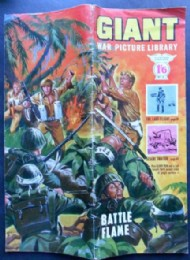 Giant War Picture Library 1964 - 1965 #2