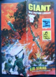 Giant War Picture Library 1964 - 1965 #4