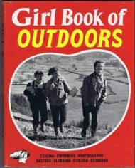 Girl Book of Outdoors  #1960