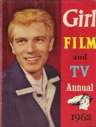 Girl Film and TV Annual  #1962