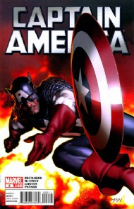 Captain America (6th Series) 2011 - 2012 #2