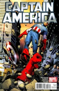 Captain America (6th Series) 2011 - 2012 #3
