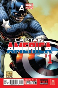 Captain America (7th Series) 2013 - 2014 #1