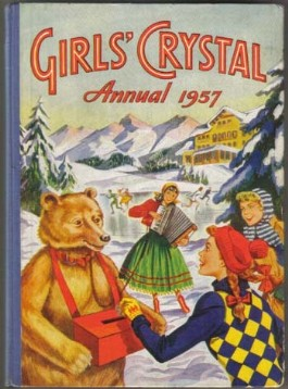 Girls' Crystal Annual #1957
