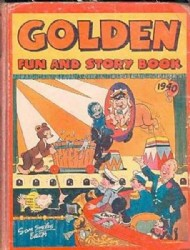 Golden Fun and Story Book  #1940