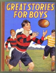 Great Stories for Boys  #1934