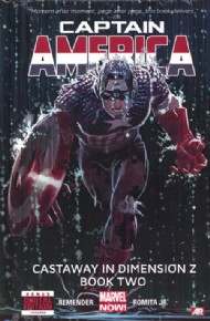 Captain America (7th Series): Castaway in Dimension Z 2013 #2