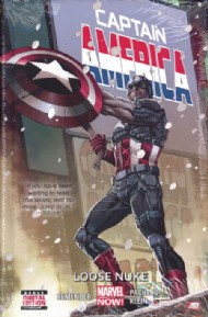 Captain America (7th Series): Loose Nuke 2014