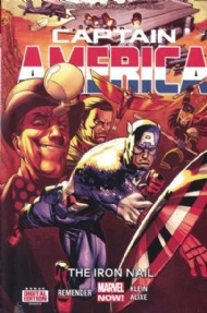 Captain America (7th Series): the Iron Nail 2014