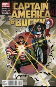 Captain America and Bucky 2011 - 2012 #621