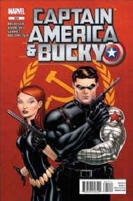 Captain America and Bucky 2011 - 2012 #624