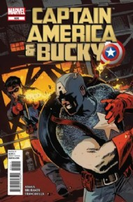 Captain America and Bucky 2011 - 2012 #626