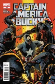 Captain America and Bucky 2011 - 2012 #627